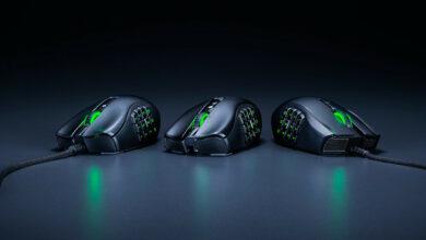 Razer presenta un nuevo mouse para juegos que es ideal para jugadores de MMO