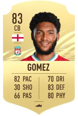 FIFA 21 Gómez