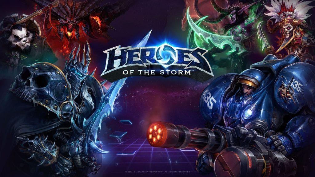 Fondo de pantalla de Heroes of the Storm
