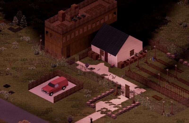 proyecto zomboid base grande