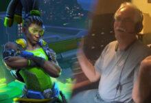 2,6 Millionen sehen, wie ein älterer Herr Overwatch spielt und sie lieben es