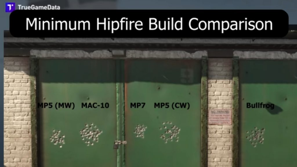 armas de zona de guerra de bacalao comparación de hipfire mejores mps