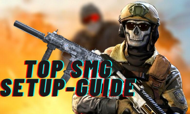 Los 5 mejores subfusiles CoD Warzone para cada estilo de juego, con consejos de configuración