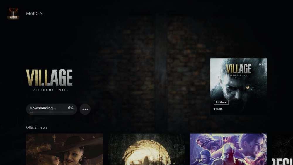 cómo jugar la demo de Resident Evil Village