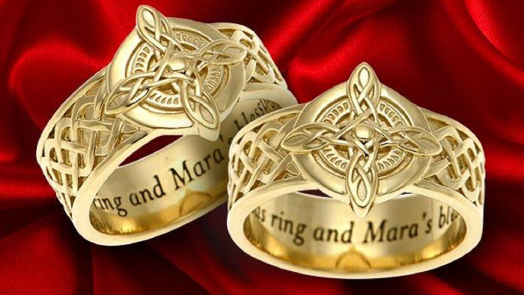 Alianzas de boda ESO