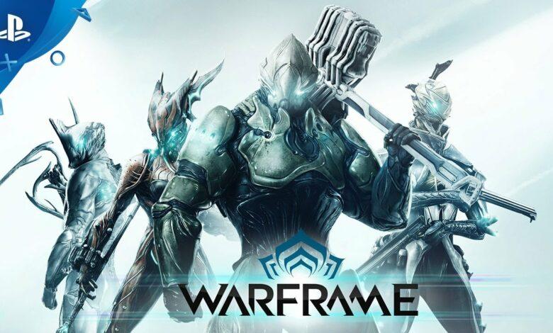 Oferta de Warframe en PS Store: moneda Platinum y paquetes hasta un 50% más baratos