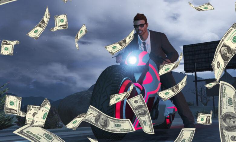 GTA Online: ahora gana $ 202,000 en solo 3 minutos