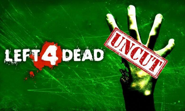 El tirador de zombies Left 4 Dead 2 finalmente se puede jugar sin cortes con nosotros, solo duró 11 años