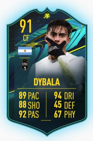 """Dybala """"class ="""" wp-image-643532 """"width ="""" 273 """"height ="""" 415 """"srcset ="""" https://images.mein-mmo.de/medien/2021/01/FIFA-21-Moments-Dybala. jpg 370w, https://images.mein-mmo.de/medien/2021/01/FIFA-21-Moments-Dybala-197x300.jpg 197w, https://images.mein-mmo.de/medien/2021/ 01 / FIFA-21-Moments-Dybala-99x150.jpg 99w """"tamaños ="""" (ancho máximo: 273px) 100vw, 273px """"> La tarjeta Dybala va bien con Ronaldo      <p>El subreddit de FIFA también tiene muchas calificaciones para la tarjeta. El tenor: No debe esperar obtener un Ronaldo con esta tarjeta que es equivalente al Ronaldo habitual. Pero gracias a las animaciones especiales que se le han dado a Ronaldo, ofrece tantas ventajas sobre otros jugadores. </p> <p>Un ejemplo: el usuario """"Alisubtain"""" jugó 29 partidos de liga de fin de semana con la variante flashback. Afirma jugar en la División 1 y generalmente usa Gold Ronaldo. Pero esta vez probó la versión flashback: """"Con los jugadores adecuados y el equipo adecuado a su alrededor, en realidad es muy meta, puede llevarte a victorias y marcará un montón de goles. Su graduación siempre será buena porque es CR7 """", escribe el usuario (vía reddit):"""" Pero son los juegos difíciles más adelante en FUT Champions y en D1 donde se nota la principal diferencia. Es el CR7 normal que puede ganar partidos sin ayuda, independientemente del equipo que lo rodea. Y esa es la diferencia """".</p> <p><strong>Puedes encontrar más sobre FIFA 21 aquí en DLPrivateServer</strong></p> <ul id="""