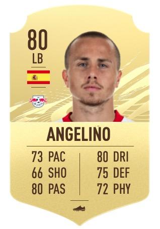 Angelino FIFA 21
