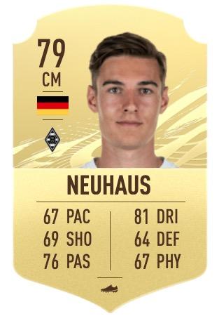 Neuhaus FIFA 21