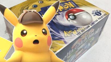 Alguien compró 396 tarjetas Pokémon por $ 400,000 y no sabe lo que hay dentro