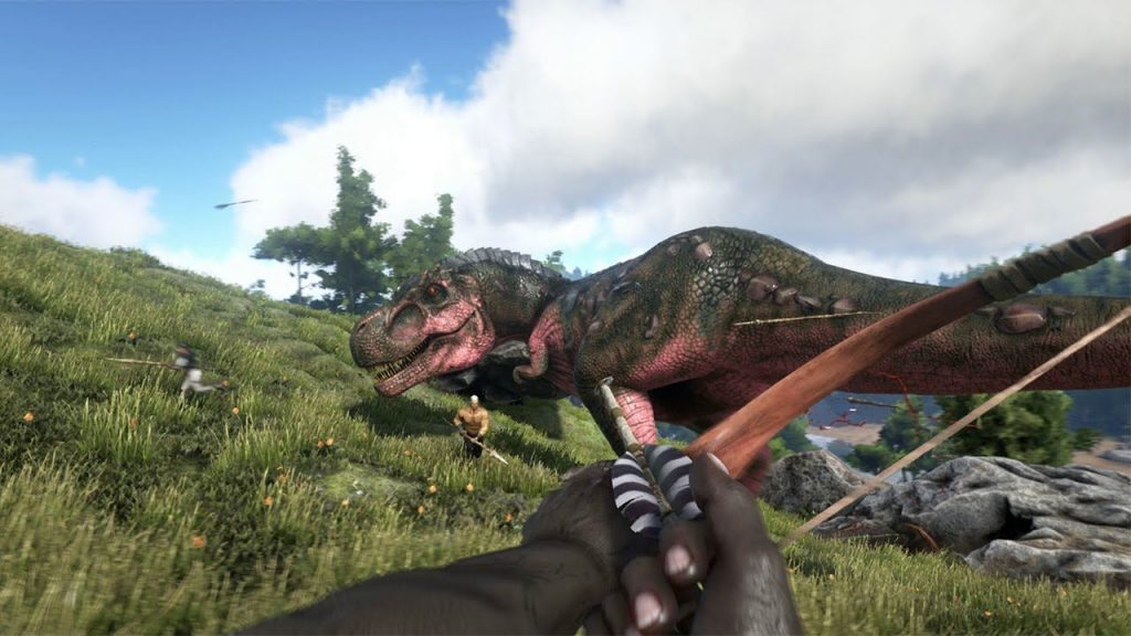 Dinosaurio Ark Survival