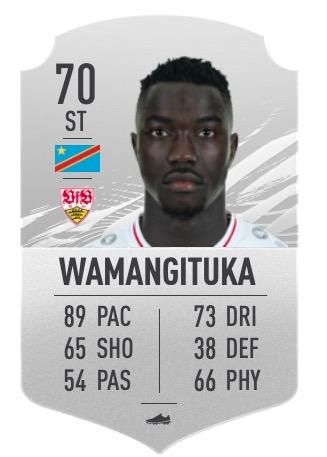 """Wamangituka """"class ="""" wp-image-643162 """"width ="""" 244 """"height ="""" 341 """"srcset ="""" http://dlprivateserver.com/wp-content/uploads/2021/01/Calificaciones-FIFA-21-10-jugadores-de-la-Bundesliga-que-necesitan.jpg 327w , https://images.mein-mmo.de/medien/2021/01/FIFA-21-Wamangituka-215x300.jpg 215w, https://images.mein-mmo.de/medien/2021/01/FIFA- 21-Wamangituka-107x150.jpg 107w """"tamaños ="""" (ancho máximo: 244 px) 100vw, 244 px """"> El atacante talentoso debería obtener una actualización      <p>El skiller de 5 estrellas también fue popular en FIFA 21 en los modos plateados, pero también quedó impresionado con una fuerte carta TOTS. Su carta plateada normal es bastante débil con 70 puntos. Definitivamente se merece una actualización en FIFA 22.</p> <h2>Angeliño</h2> <p><strong>Por eso Angeliño tiene que mejorar: </strong>El español al servicio del RB Leipzig se puede encontrar prácticamente en todas partes en el lado izquierdo del campo. Fue a la vez defensivo y ofensivo, evitando goles en contra y al mismo tiempo causando peligro en la delantera. </p> <p>    <img loading="""