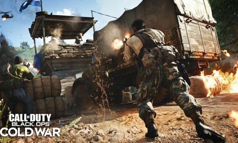 Call of Duty (COD) Black Ops Cold War (BOCW) - Velocidad de descarga lenta - Cómo solucionarlo