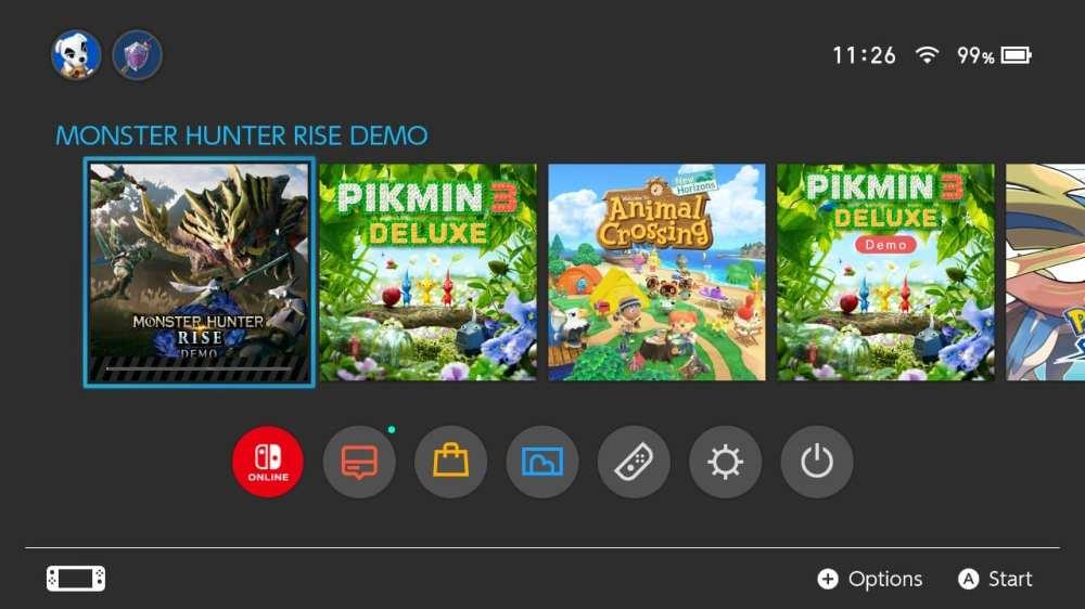 descarga la demo de Monster Hunter Rise