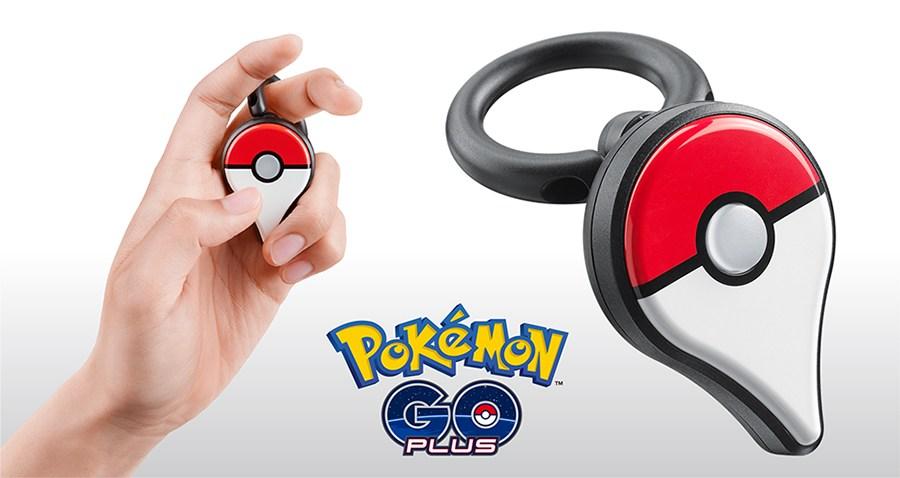 Anillo Pokémon GO Plus