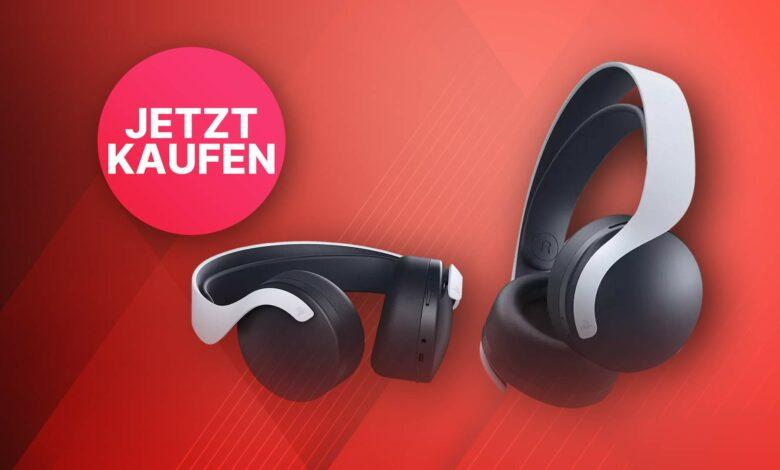 Compre Sony Pulse 3D Headset para PS5 ahora en MediaMarkt