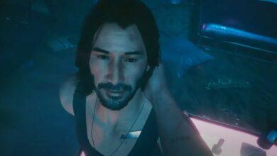 Cyberpunk 2077 prohíbe el mod que permite a los jugadores tener sexo con Keanu Reeves