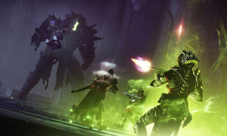 Destiny 2: los jugadores corren demasiado rápido en una nueva misión: Bungie debe detenerlos
