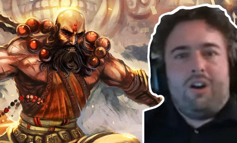 Diablo 3: Speedrunner rompe 2 récords mundiales en una racha escandalosamente buena