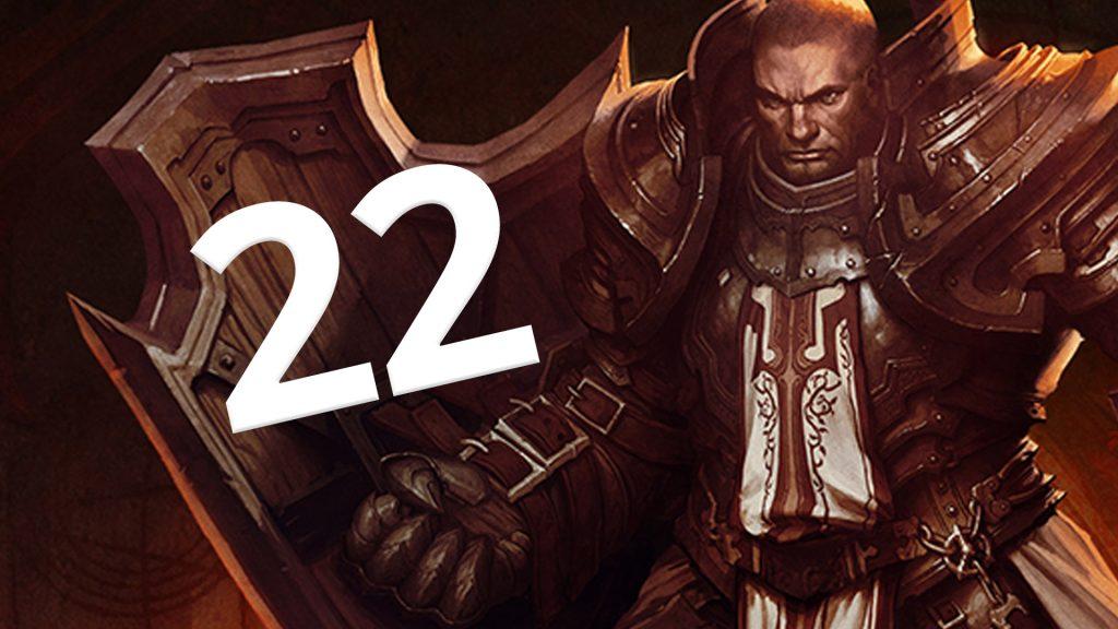 Diablo 3 Season 22 Title Crusader
