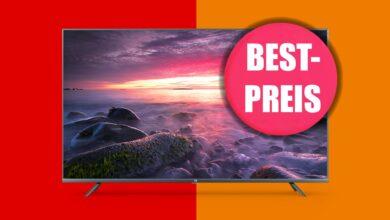 Disyuntor de precios UHD Xiaomi Smart TV 4S más barato que nunca en Media-Saturn