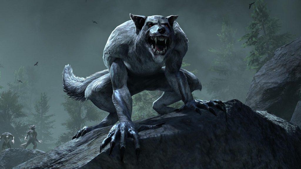 Hombre lobo de ESO