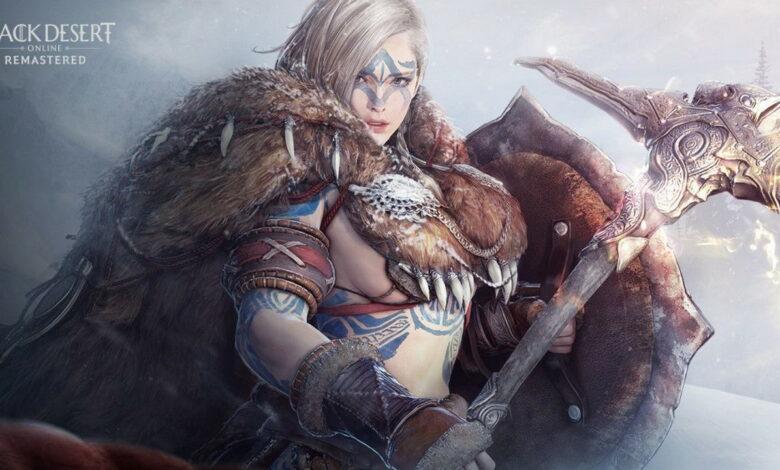 El MMORPG Black Desert 2021 se está desarrollando de manera tan extensa y emocionante