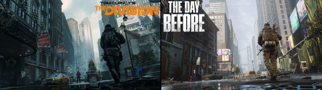 Compare The Divison The Day Before nuevo