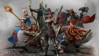 El nuevo MMORPG Free2Play comienza pronto, eso está en Warhammer: Odyssey