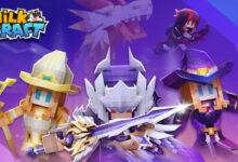 El nuevo MMORPG Free2Play en Steam se parece a Minecraft, eso es lo que ofrece