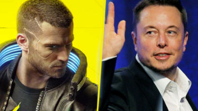 Elon Musk habla sobre Cyberpunk 2077, lo que convierte al fundador en multimillonario nuevamente en el costado