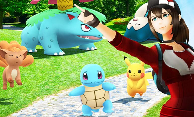 En Pokémon GO pronto puedes aparecer como oponente si tienes suerte