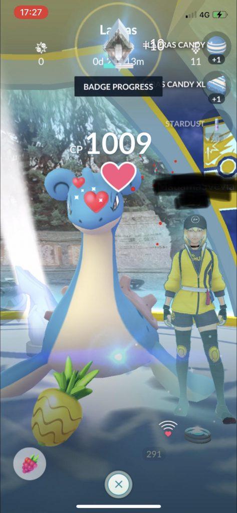 Caramelos Pokemon GO XL