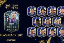 FIFA 21: Franck Ribéry Flashback Era SBC - Requisitos y soluciones