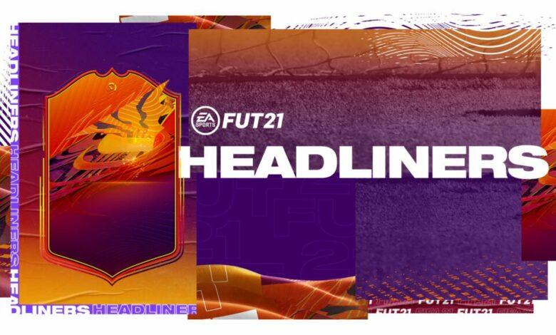 FIFA 21: HeadLiners - Detalles oficiales del evento