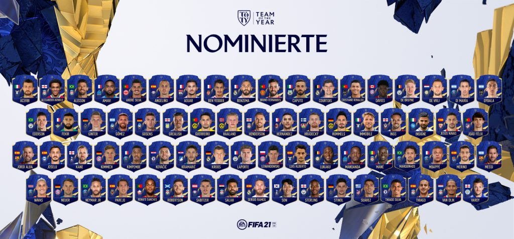 FIFA 21 Müller TOTY