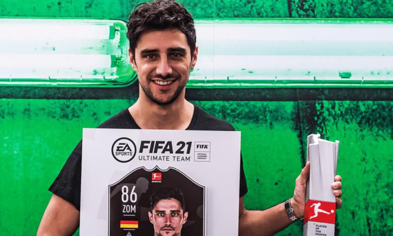 FIFA 21: Lars Stindl POTM de la Bundesliga de diciembre: requisitos y soluciones