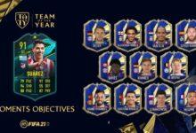 FIFA 21: Luis Suarez Moments Objetivos - Requisitos