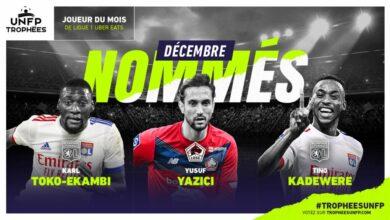 FIFA 21: Nominaciones POTM de diciembre de la Ligue 1