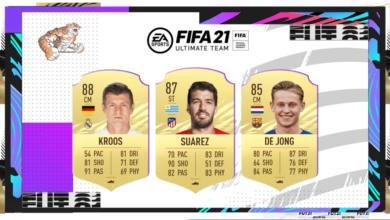 FIFA 21: Nominaciones de LaLiga al POTM de enero