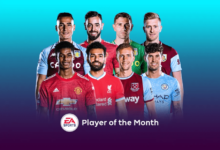 FIFA 21: Nominaciones de diciembre de POTM de la Premier League