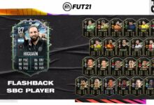 FIFA 21: SBC Gonzalo Higuain Flashback Era - Requisitos y soluciones