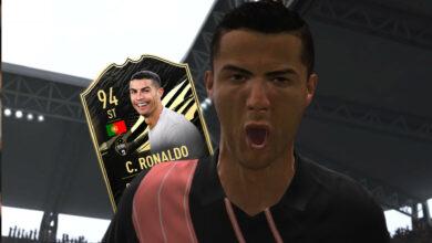 FIFA 21: TOTW 15 ya está en vivo, trae a Ronaldo extremadamente fuerte