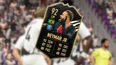 FIFA 21: TOTW 18 con el mejor jugador Neymar está en vivo, trae algunas cartas fuertes