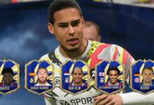 FIFA 21 TOTY: Los defensores ahora están en paquetes: así de fuertes son las calificaciones
