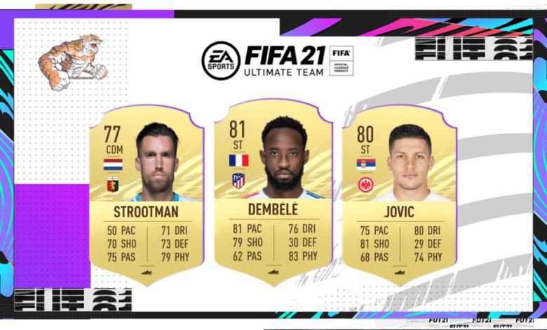 FIFA 21: actualización de transferencias de invierno N ° 2