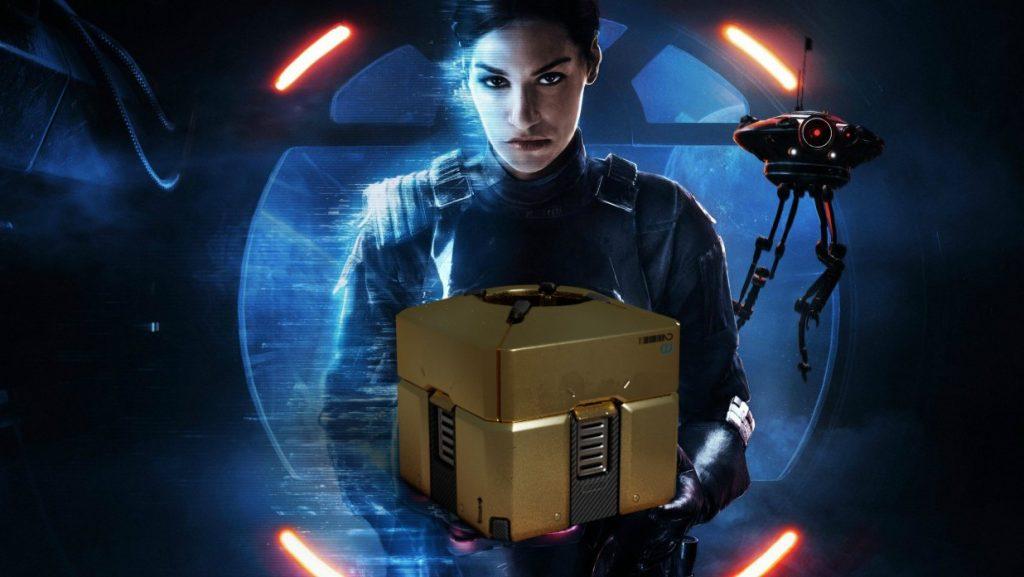 Comenzó el debate: cajas de botín en Battlefront 2