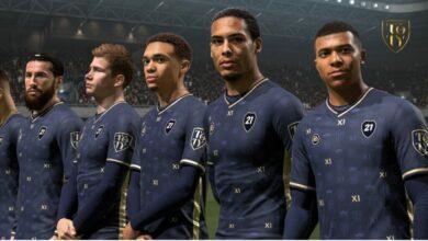 FIFA 21: se anuncia la equipación del equipo del año